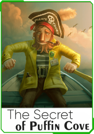 The Secret of Puffin Cove