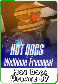 Hot Dogs Welldone Freemeat