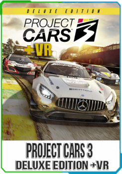 Project CARS 3 Deluxe Edition +VR