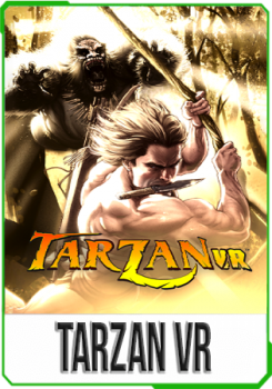 Tarzan VR Issue #1 - THE GREAT APE